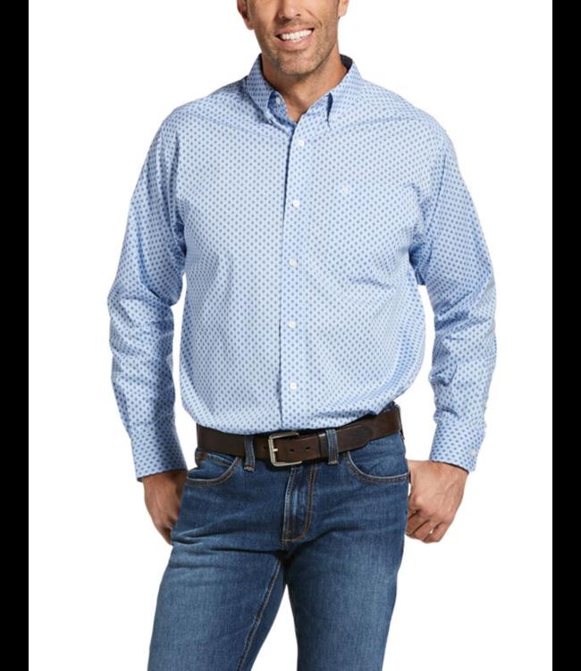 Ariat Jeanwood Stretch Print Classic Shirt