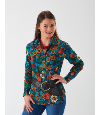 Montana Clothing Co Floral Shirt