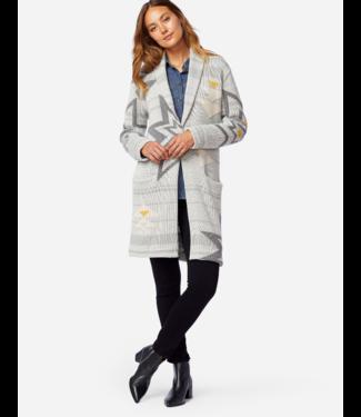 Pendleton Plains Star Sweater Coat