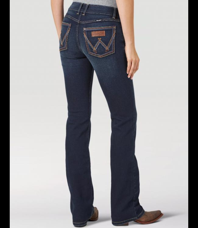 Wrangler Mae Retro Boot Cut Jean