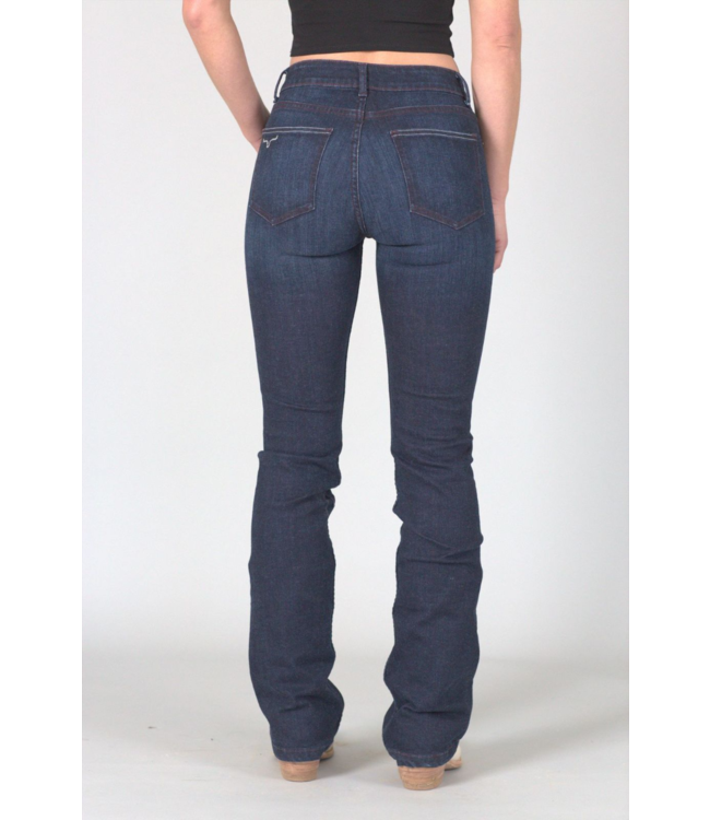 Kimes Ranch Audrey Mid-Low Rise Boot Cut Jean