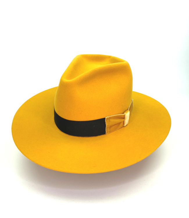 Greeley Hat Works Sonder Hat Yellow