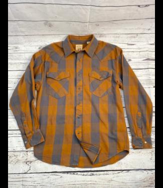 Resistol Apparel Evans Plaid Shirt