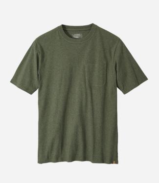 Pendleton Short Sleeve Deschutes Pocket Tee, Multiple Color Options