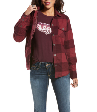 Ariat REAL Shacket Shirt Jacket