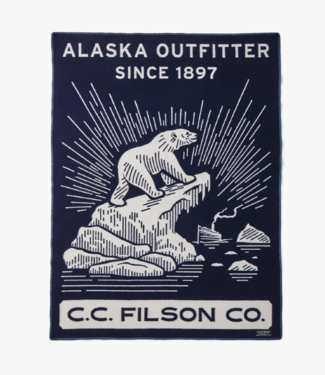 Filson Steamship Throw