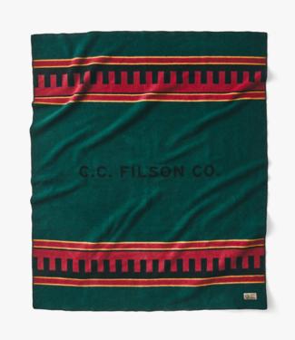 Filson Bunkhouse Wool Blanket