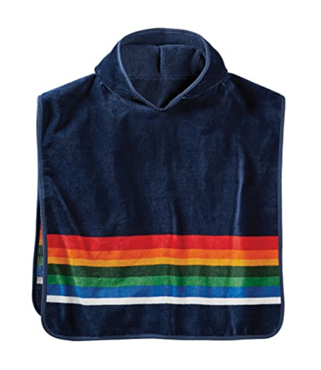 Pendleton Jacquard Hooded Towel, Crater Lake