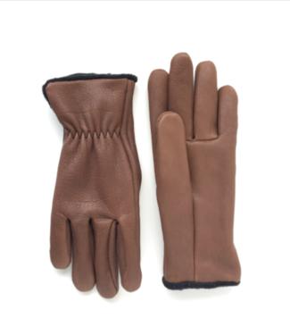 Sullivan Glove Co Men Lined Buffalo Gloves