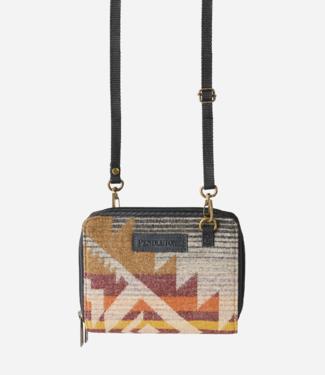 Pendleton Wallet on a Strap, Multiple Color Options