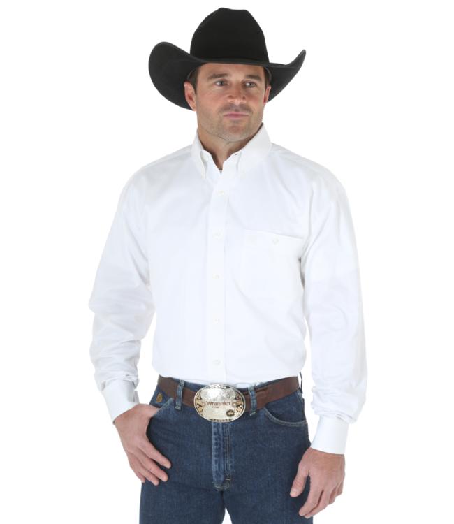 George Strait Twill Button Shirt