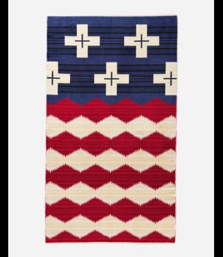Pendleton Brave Star Beach Towel