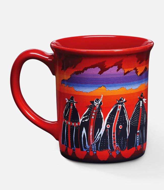 Pendleton Rodeo Sisters Mug