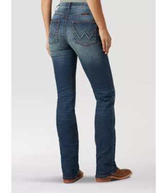 Wrangler Willow Riding Boot Cut Jeans