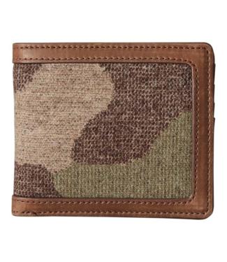 Pendleton Camo Jacquard Wallet