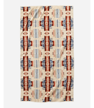 Pendleton Chief Joseph Rosewood Beach Towel