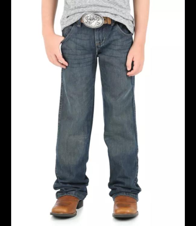 Wrangler Boys Retro Relax Mid Rise Bootcut Jeans