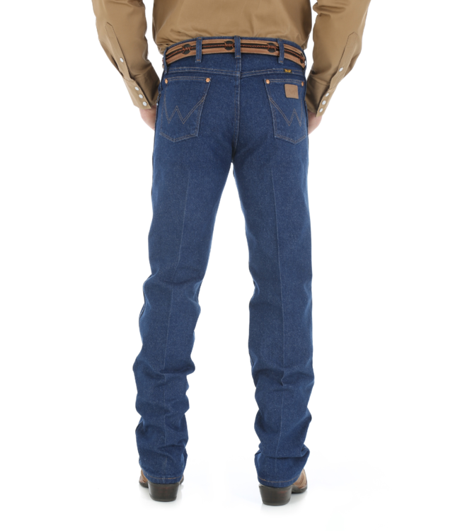 Wrangler Cowboy Cut Original Fit Prewashed Jeans