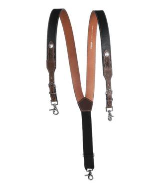 M&F Concho Suspenders