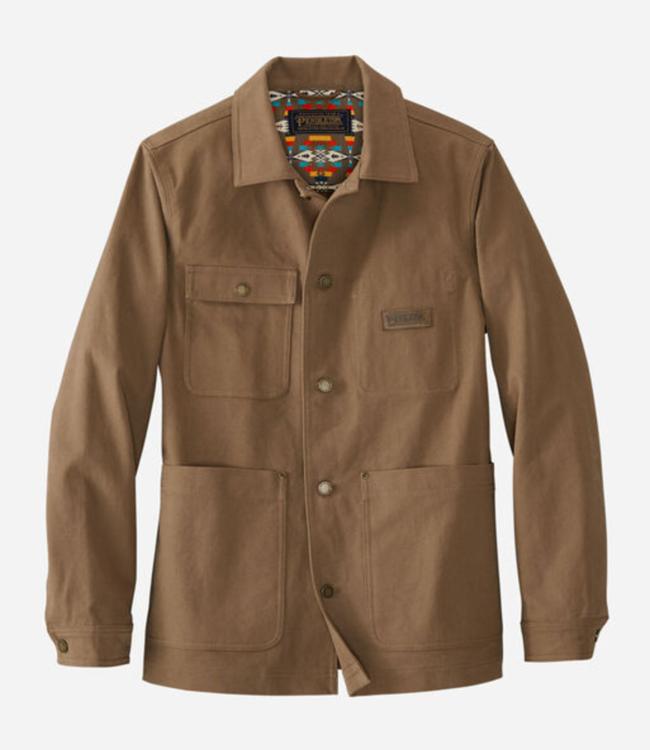 Pendleton Mills Canvas Chore Coat