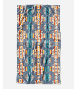Pendleton Chief Joseph Slate Beach Towel