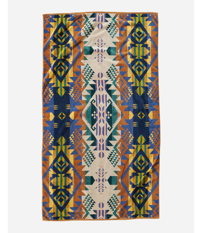 Pendleton Journey West Bright Beach Towel