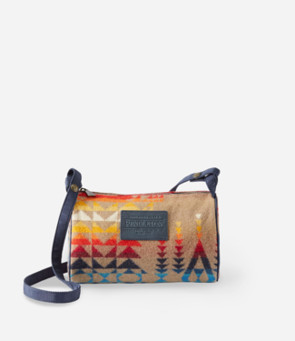 Pendleton Pilot Rock Tan Travel Kit with Strap