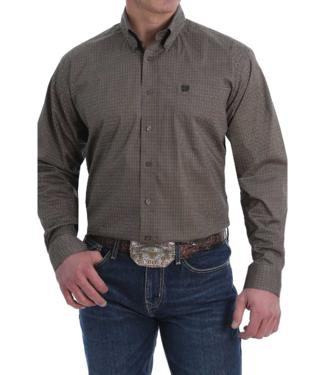 Cinch Classic Fit Print Stretch Shirt