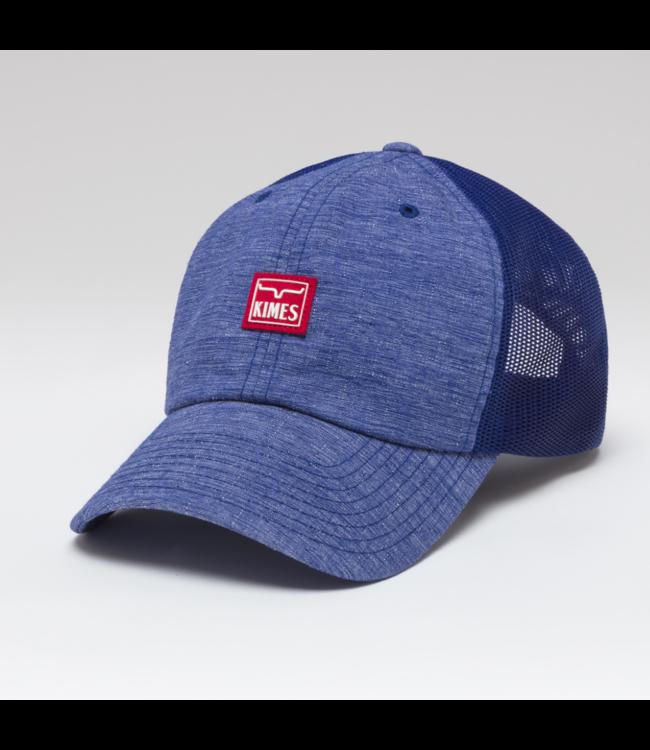 Kimes Ranch Scratch Branded Snapback Cap