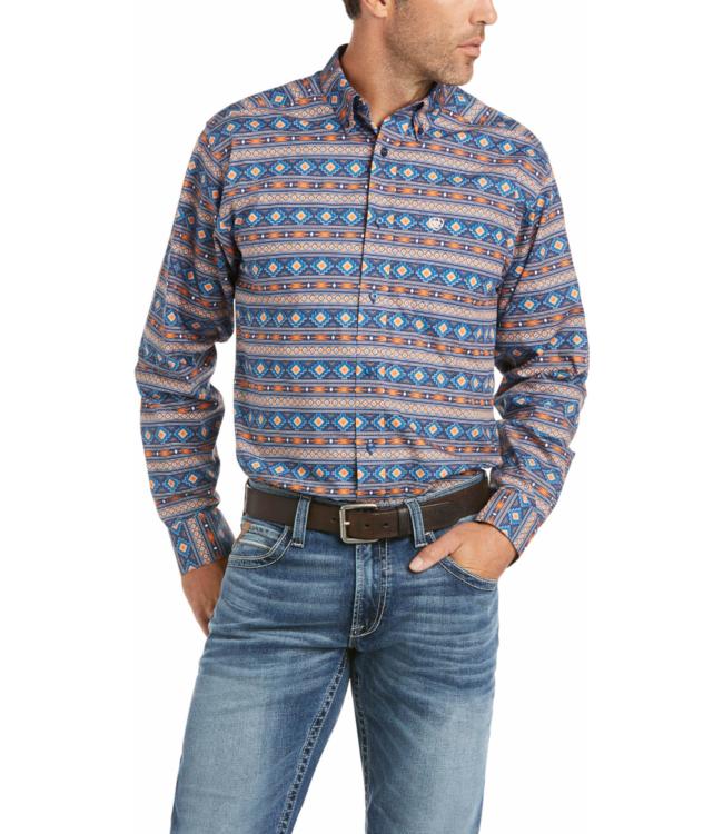 Ariat Dardan Fitted Print Shirt