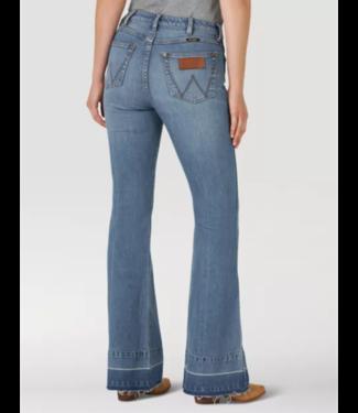 Wrangler Retro Premium High Rise Trouser
