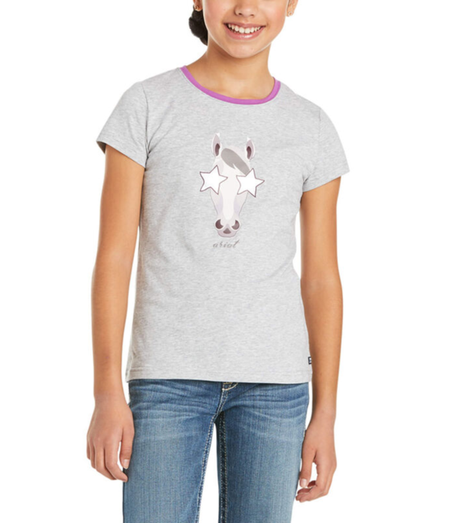 Ariat Girls Hollywood Tee