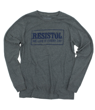 Resistol Apparel Resistol Long Sleeve Logo Tee