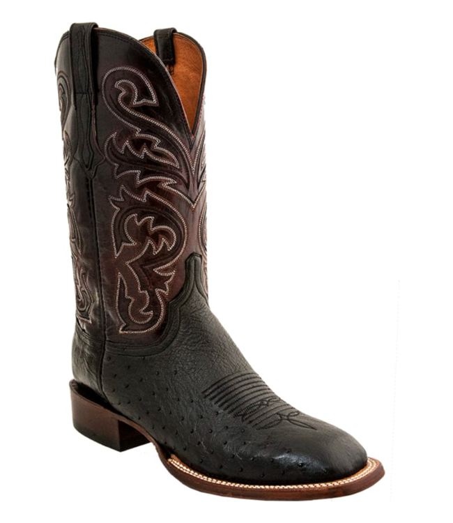 Lucchese Lance, Smooth Ostrich