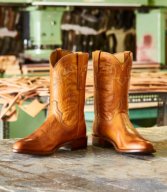 Lucchese Sunset Roper Cowhide Boots