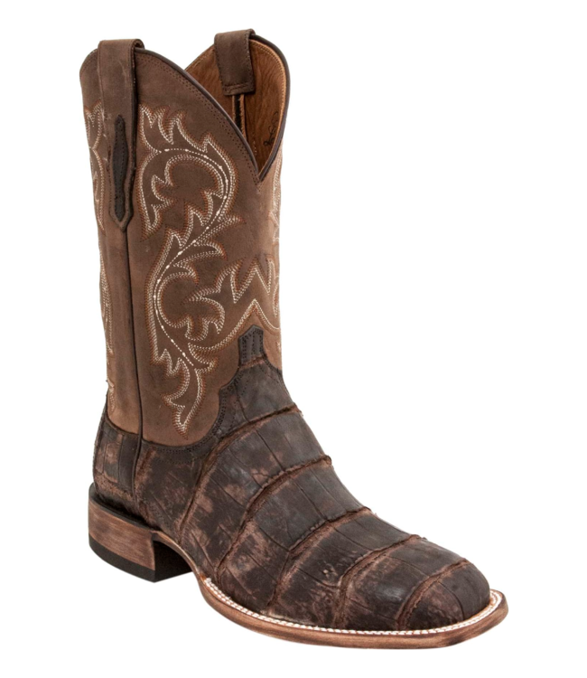 Lucchese Malcolm Giant Alligator Boots