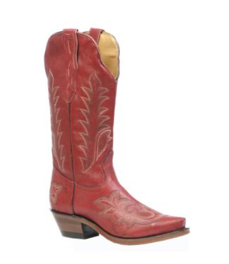 Boulet Women's Snip Toe Deerlite Boot