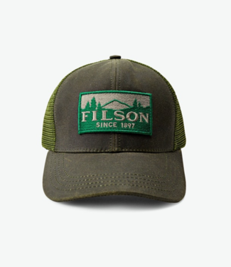 Filson Logger Mesh Cap, Multiple Color Options