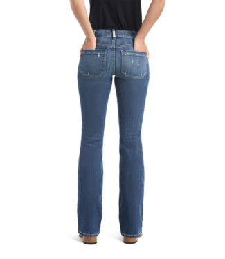 Ariat REAL Perfect Rise Boot Cut Jeans