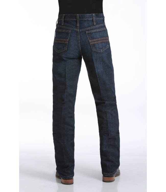 Cinch Silver Label Slim Straight Leg Jeans
