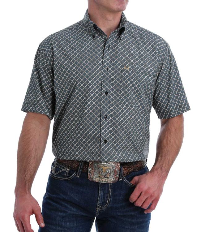 Cinch ArenaFlex Short Sleeve Print Shirt