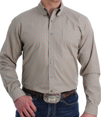 Cinch Modern Fit Print Shirt