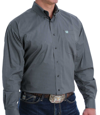 Cinch Classic Fit Print Stretch Shirt