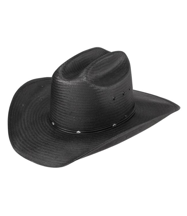 Stetson Bullock Straw Hat