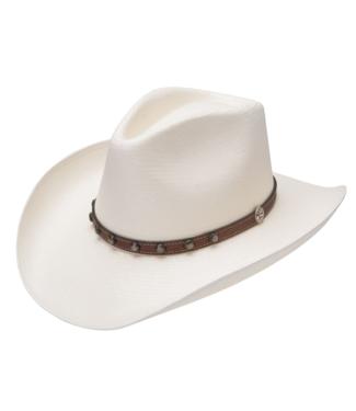 Stetson & Resistol Hats Cyprus Straw Hat