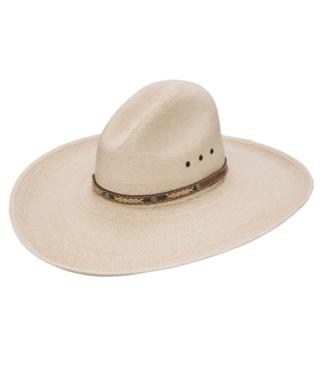 Stetson & Resistol Hats Gladstone Palm Hat