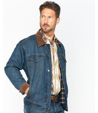 Wrangler Conceal Carry Denim Jacket