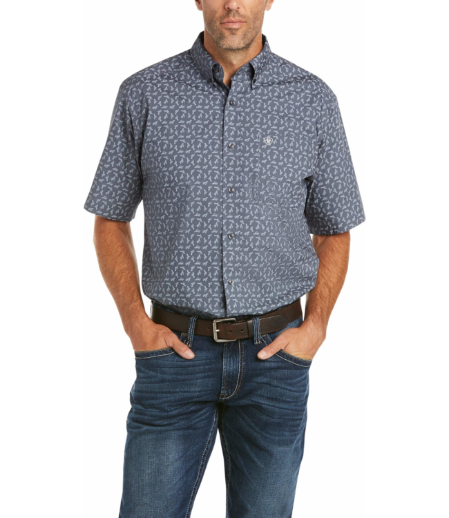 Ariat Tarez Print Shirt