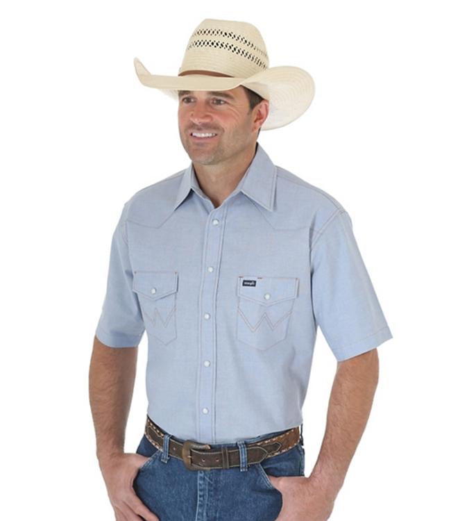 Wrangler Western Solid Workshirt
