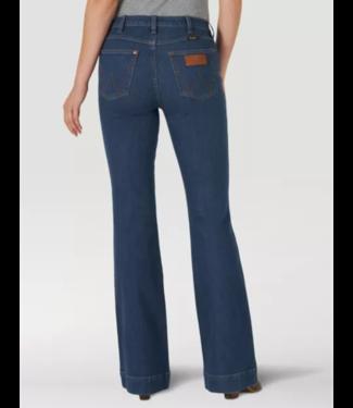 Wrangler Retro High Rise Trouser